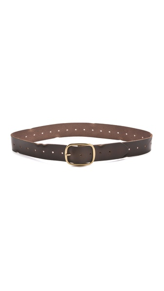 Linea Pelle Perforated Hip Belt