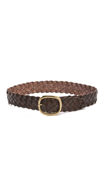 Linea Pelle Braided Belt