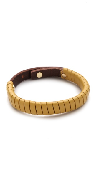 Linea Pelle Jesse Leather Bracelet