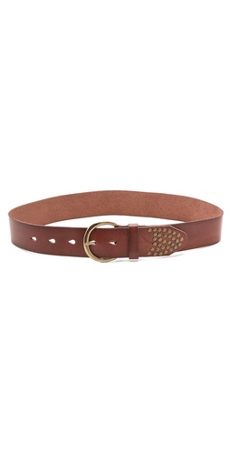 Linea Pelle Perry Studded Hip Belt at Shopbop / East Dane