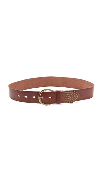 Linea Pelle Perry Studded Hip Belt