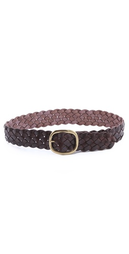 Linea Pelle Versatile Vintage Braid Hip Belt at Shopbop.com