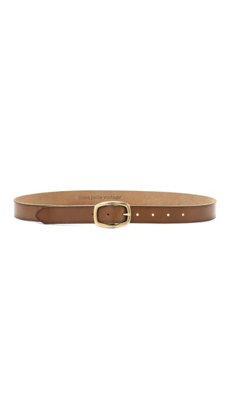 Linea Pelle Vintage Center Bar Hip Belt
