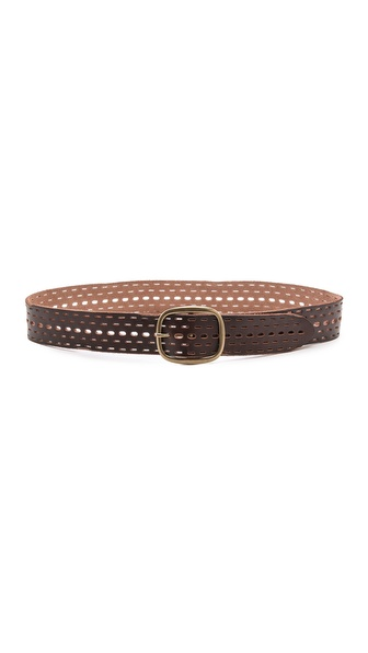 Linea Pelle Tumbled Jean Belt - Tmoro at Shopbop
