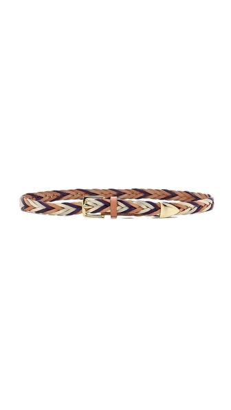 Linea Pelle Braided Belt