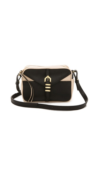 Linea Pelle Hayden Cross Body Bag