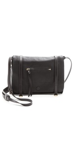 linea pelle hunter messenger bag