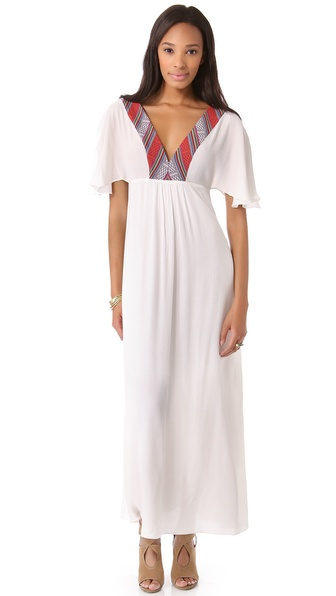 Line & Dot Easy Breezy Maxi Dress