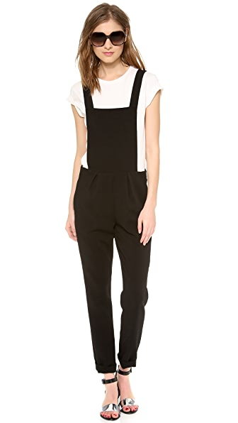 Line & Dot Tailor Overalls