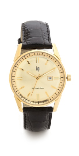 LIP Watches Himalaya 1960 Date Watch at Shopbop / East Dane