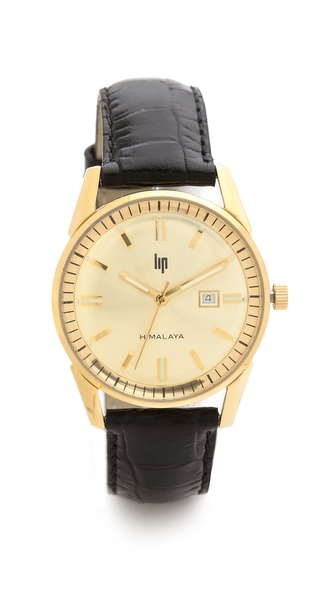 LIP Watches Himalaya 1960 Date Watch