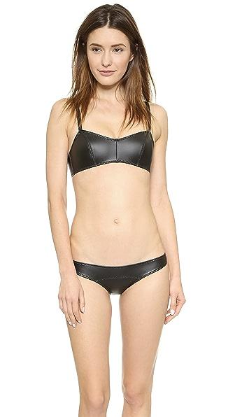 Lisa Marie Fernandez Lisa Marie Fernandez Genevieve Bikini (Black)