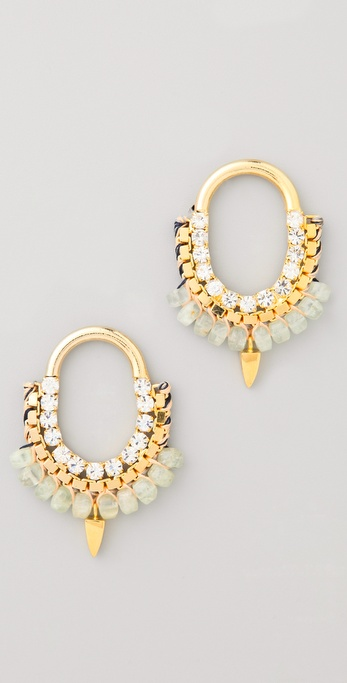 Lizzie Fortunato Forgotten Modern Earrings