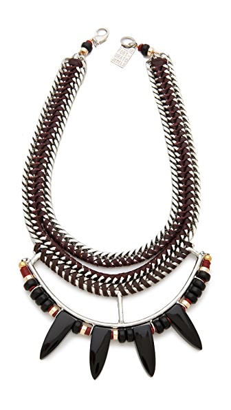 Lizzie Fortunato The Georgina Necklace