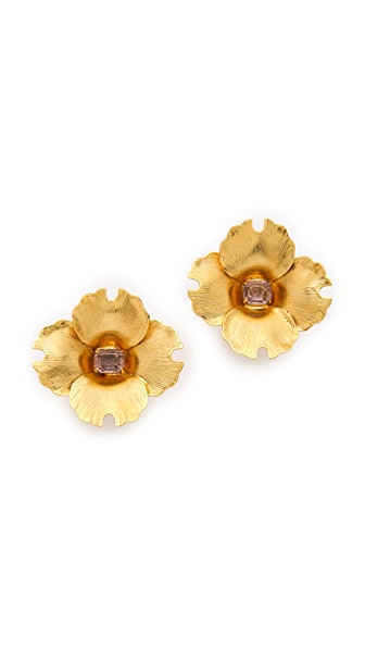 Lizzie Fortunato Age of Innocence Earrings
