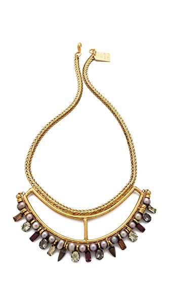 Lizzie Fortunato The Paris Boulevard Necklace