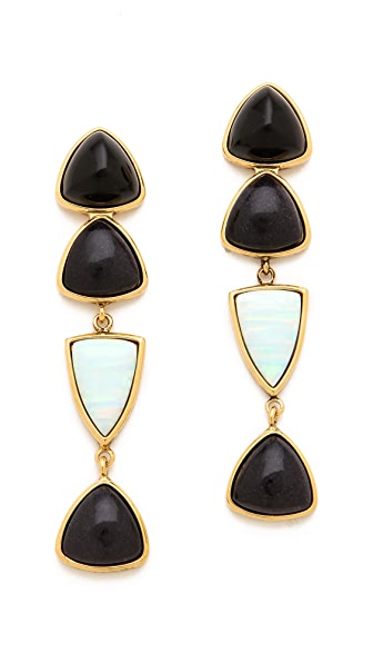 Lizzie Fortunato San Blaus Earrings