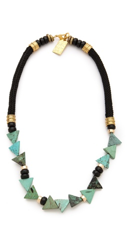 Shop Lizzie Fortunato Mexicali Blues Necklace and Lizzie Fortunato online - Accessories,Womens,Jewelry,Necklace, online Store