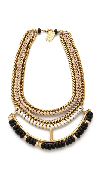 Lizzie Fortunato Open Spaces II Necklace