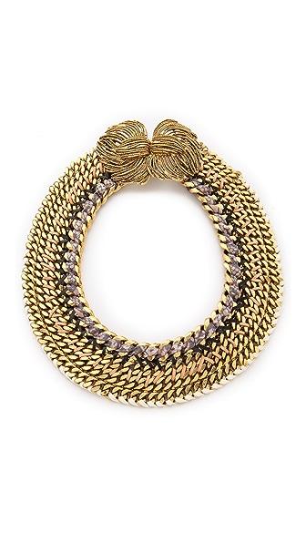 Lizzie Fortunato Cosmic View Necklace
