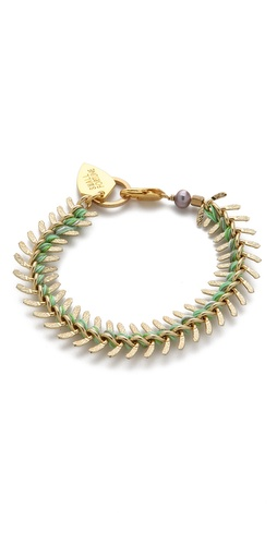 Shop Lizzie Fortunato Scale Bracelet and Lizzie Fortunato online - Accessories,Womens,Jewelry,Bracelet, online Store