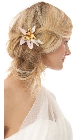 Lizzie Fortunato The Desert Lily Hair Pin