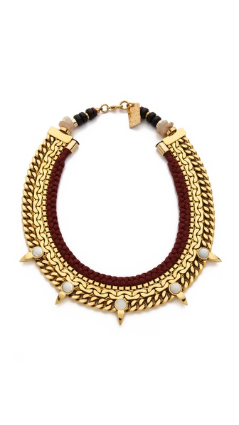 Lizzie Fortunato Conversation On Cool Necklace
