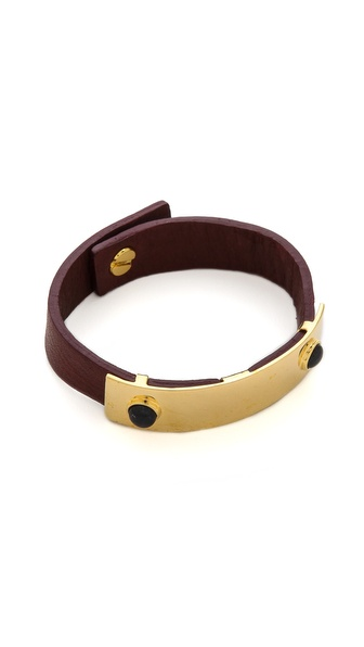 Lizzie Fortunato The Darby Bracelet