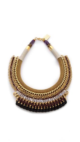 Lizzie Fortunato Wheatfield II Necklace
