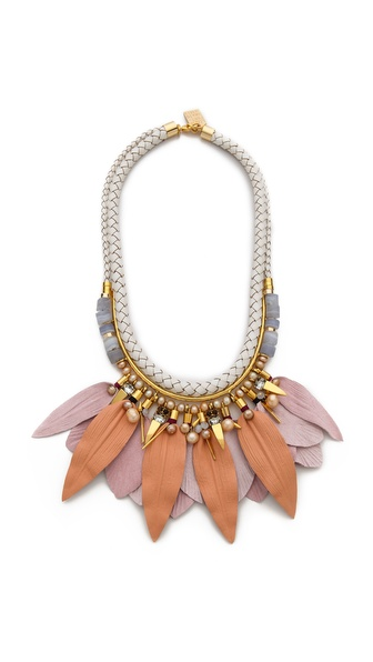 Lizzie Fortunato Sunburnt Daydreams Necklace