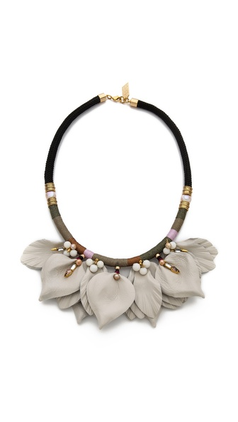 Lizzie Fortunato Get Lucky Necklace