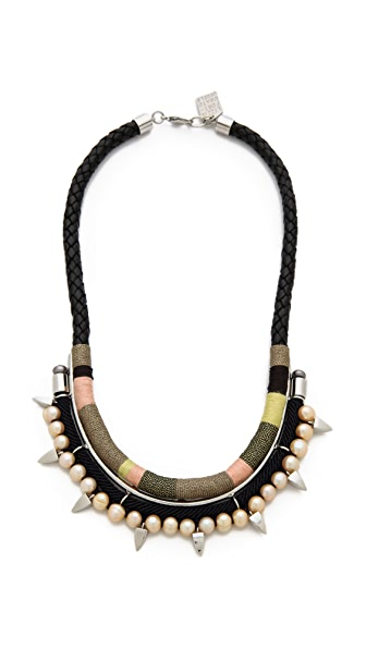 Lizzie Fortunato Skyline Necklace