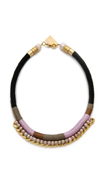Lizzie Fortunato Nightfall Necklace