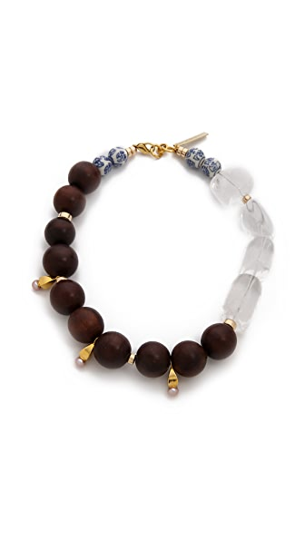 Lizzie Fortunato Modern Kyoto Necklace