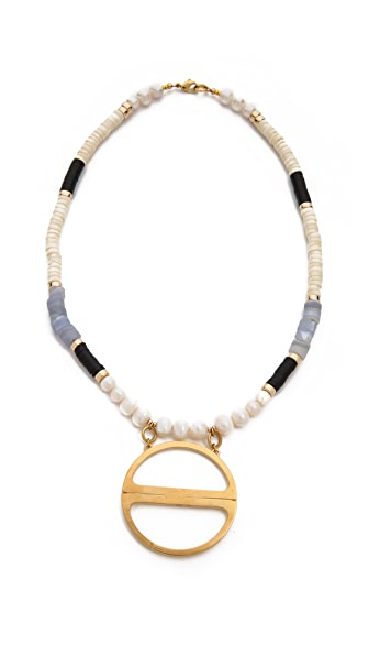 Lizzie Fortunato Art House Project Necklace