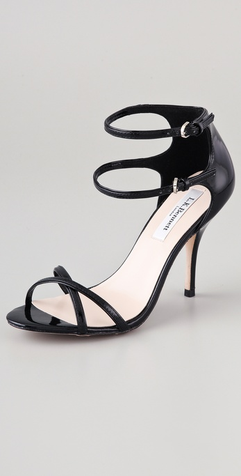 L.K. Bennett Corsage High Heel Sandals