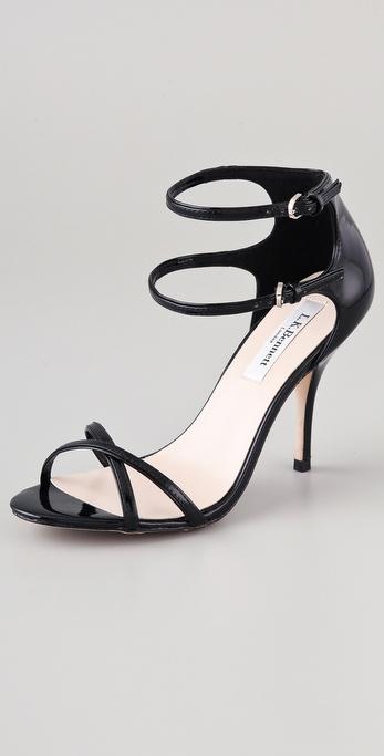 L.K. Bennett Corsage High Heel Sandals
