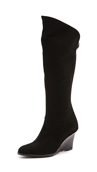L.K. Bennett Regan Wedge Tall Boots