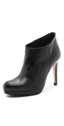 L.K. Bennett Safia Platform Booties at Shopbop / East Dane