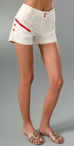 Lauren Moffatt Snap Pocket Short