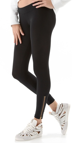 Shop LNA Zipper Leggings and LNA online - Apparel,Womens,Bottoms,Leggings, online Store