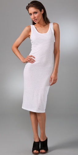 LNA Long Tank Dress