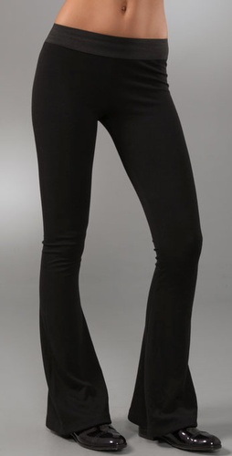 LNA Plain Bell Leggings