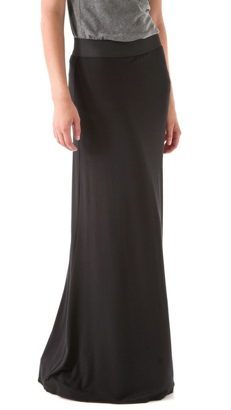 LNA Column Long Skirt