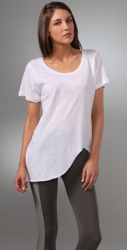 LNA Slant Tee