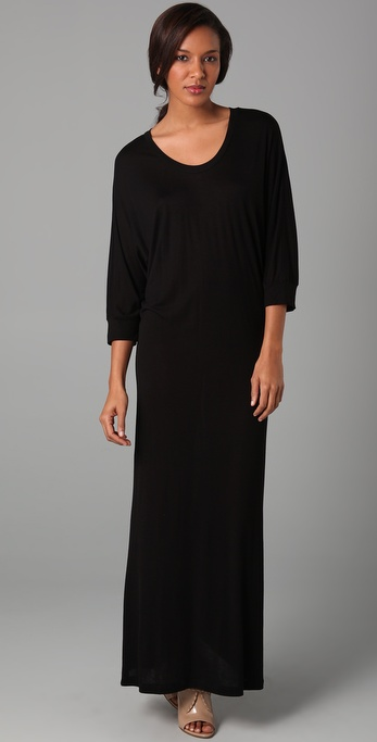 LNA Roper Long Dress