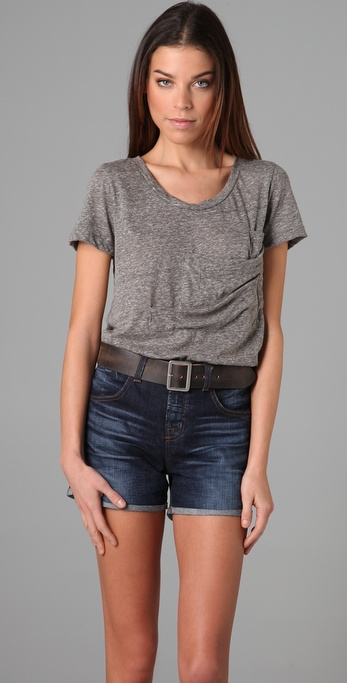 LNA Multi Pocket Tee