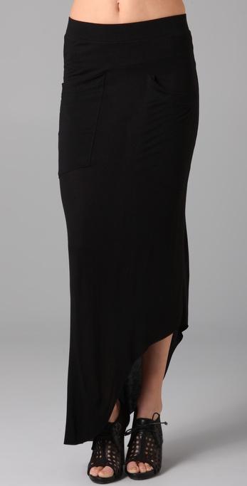 LNA Slant Skirt