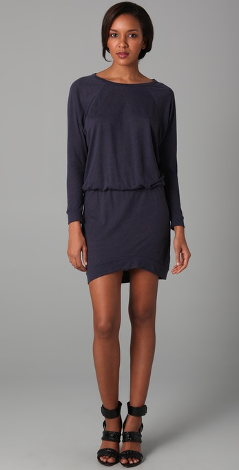 LNA Raglan Dress