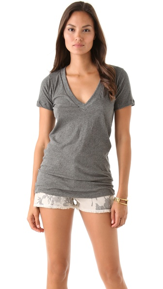 LNA Deep V Tee
